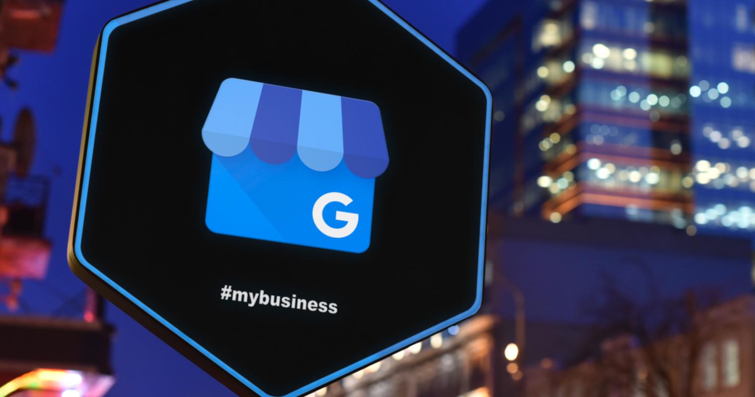 5% zobrazení služby Moja firma na Googli výsledkom je akcia zákazníka